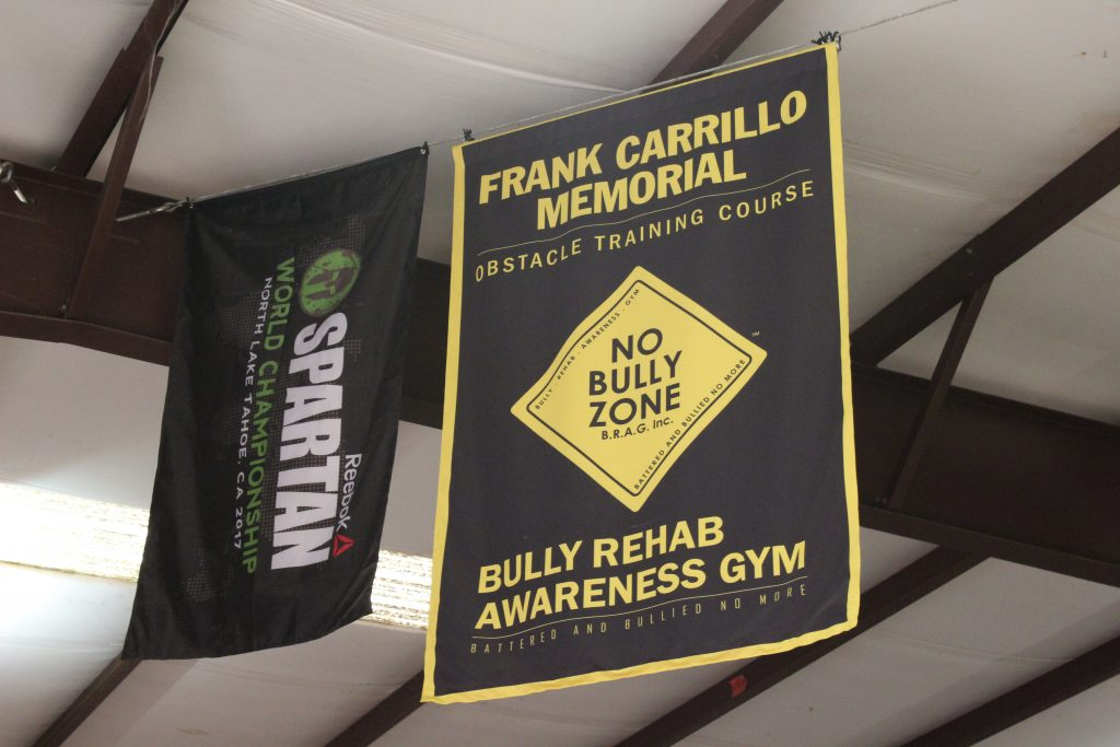Bully Rehab Awareness Gym empowers young people to resist violence.